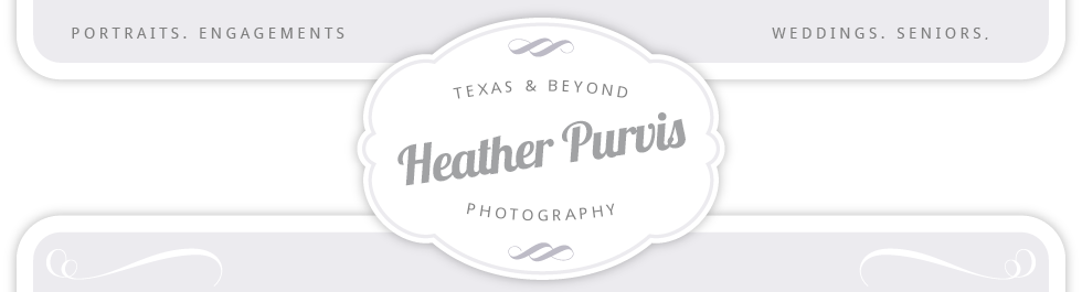 Heather Purvis Photography logo